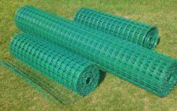 пластиковая сетка для забора
