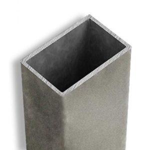 Столб для забора 3,0 м; труба профильная 60х40х2 мм