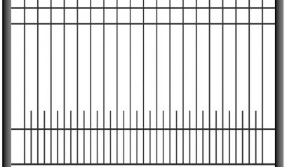 Сварные заборы 1505, 2005